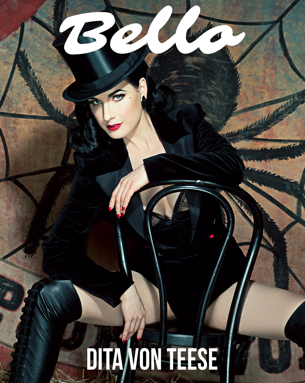 f69ea1a90cc25 Oh, Dita! From Showgirl to Icon. Dita Von Teese ...