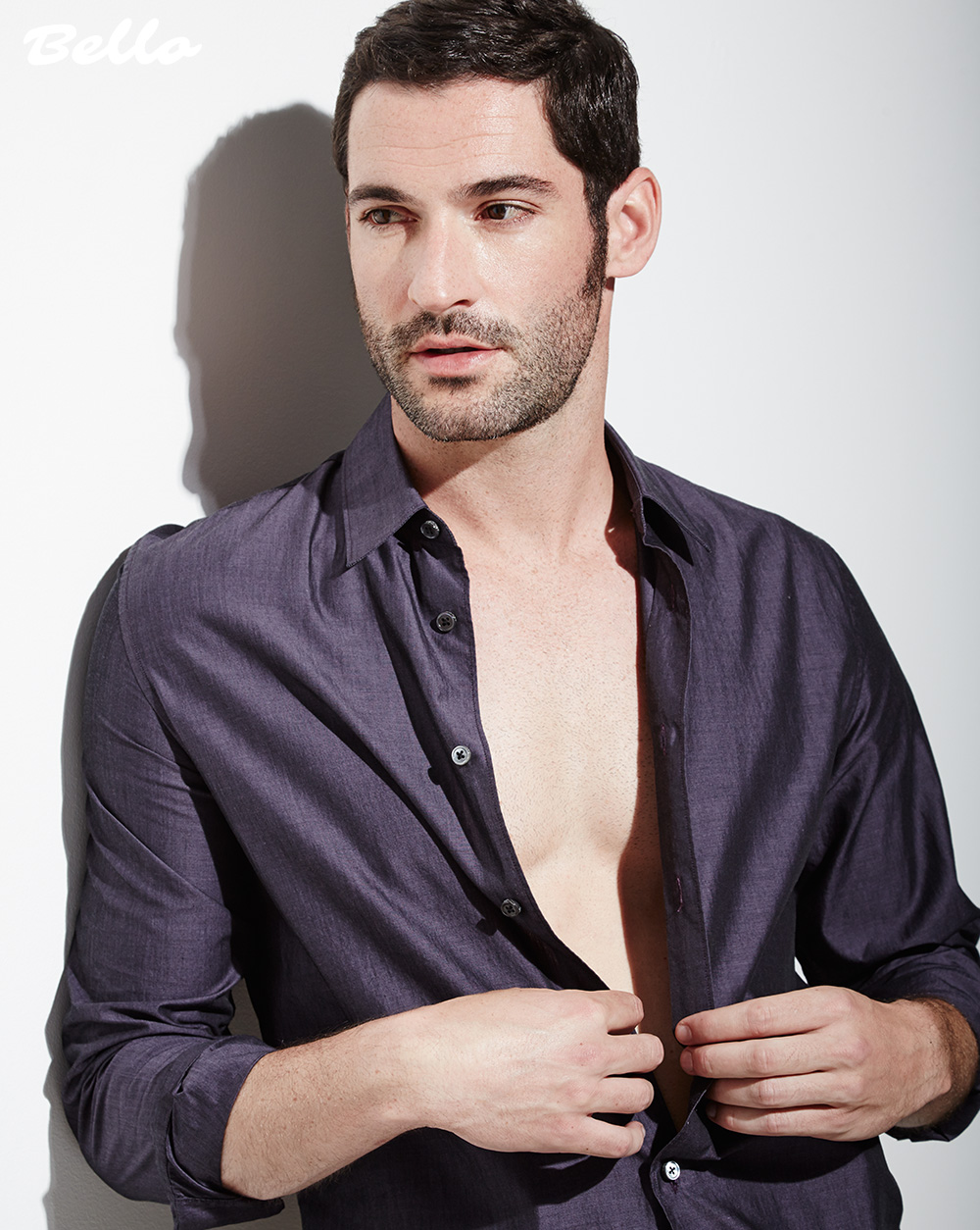 Tom Ellis – BELLO Mag