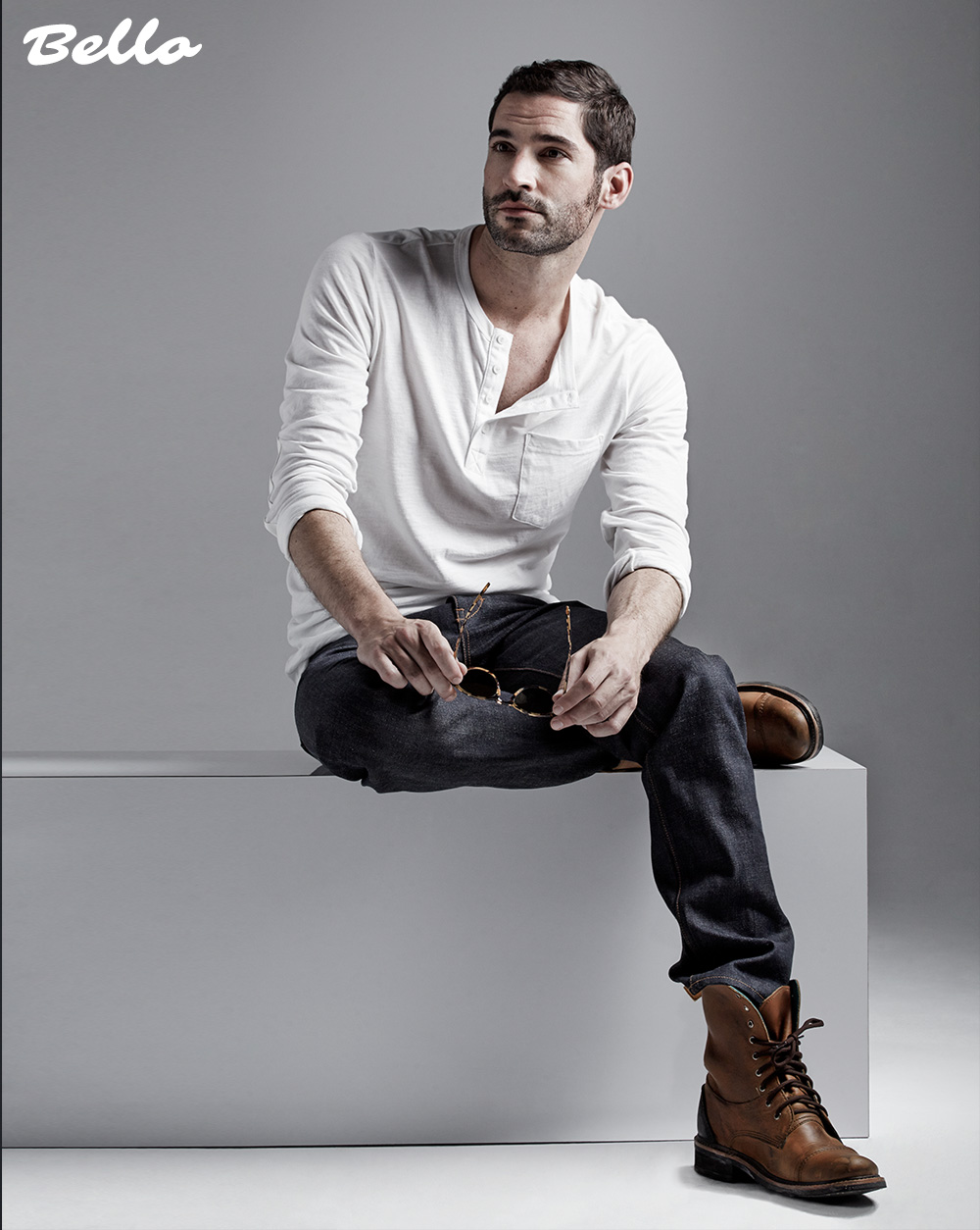 Tom Ellis – BELLO Ma...