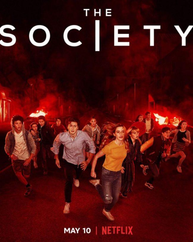 Your Next Binge: The Society