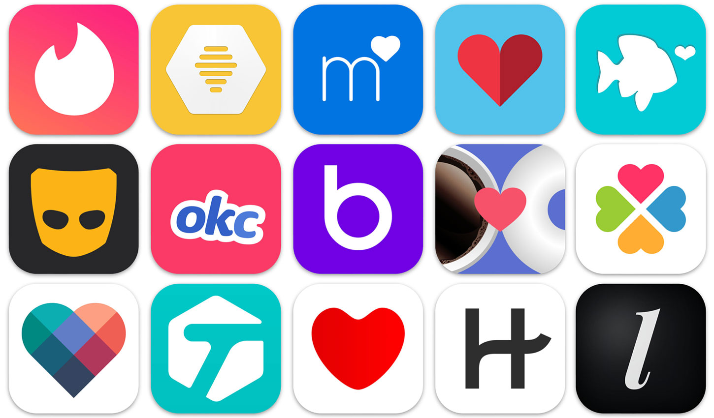 Dating-apps und websites