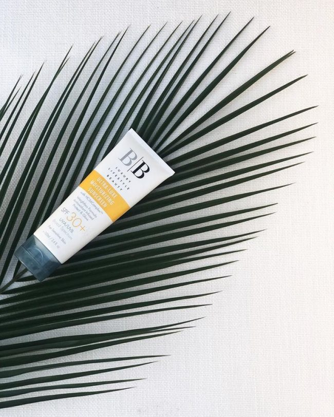 BB Lifestyle: Natural CBD Skin Products