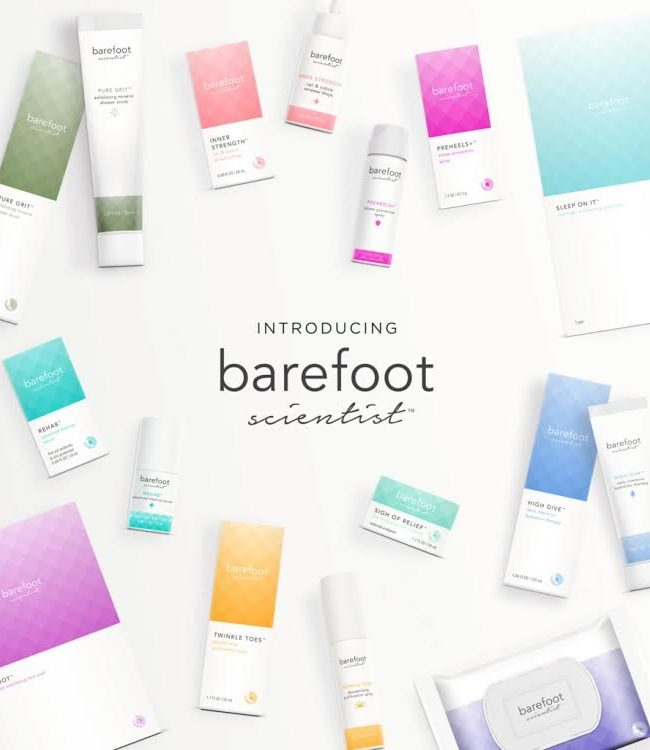 BAREFOOT SCIENTIST changing the game  in your daily skin, bath, and body care routine