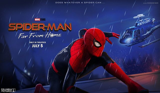 Spiderman Far From Home Will Be Close to Your Heart