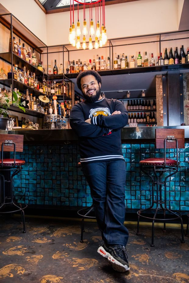 Food Feeds the Body, Music Feeds the Soul and Roger Mooking Feeds All