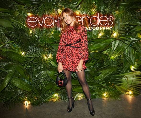 Eva Mendes Celebrates New Collection with New York & Company in LA