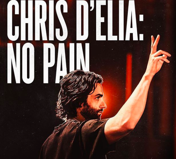 In Need of a Brighter Mood During Your Quarantine? Check out Chris D'Elia's Brand New Netflix Stand-up 'No Pain'