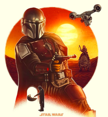 Disney Announces a New Docuseries Coming to Disney+ on May 4th About 'Star Wars: The Mandalorian'