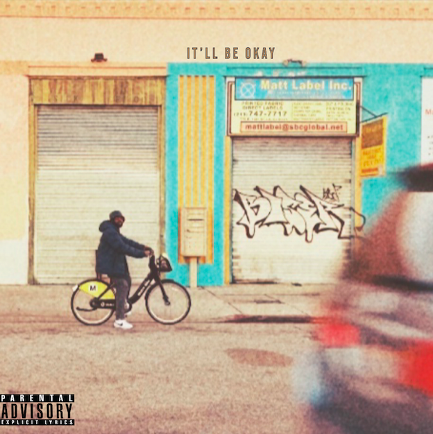 Los Angeles' Very Own 'Chris.' Releases His New EP, 'It'll Be Okay'