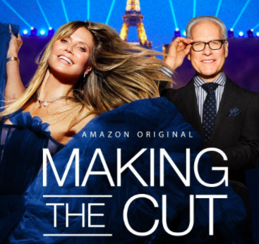Amazon's 'Making the Cut' is Making my Day