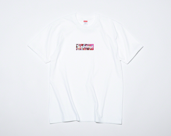 Supreme Supports the Widespread Efforts to Beat COVID-19 With an All New Box Logo Tee Shirt