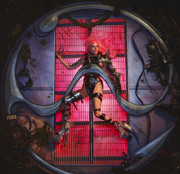 Lady Gaga Releases Her Sixth Studio Album 'Chromatica'