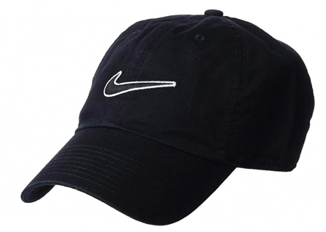 The Classic 86 Logo Baseball Cap From Nike Is Back