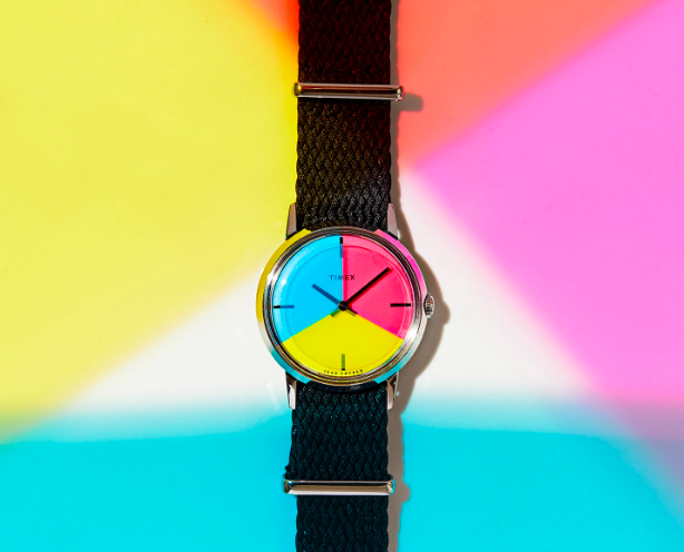 Todd Snyder and Timex Release a New Pride Inspired Watch