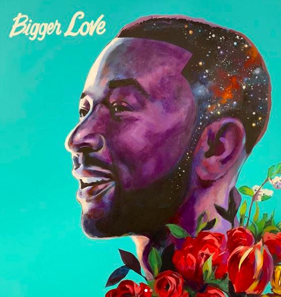 John Legend Returns With His New Studio Album 'Bigger Love'