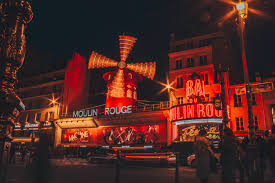 The Moulin Rouge Open Air Cinema