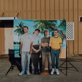 "Winnetka Bowling League Releases New Track ""Come To The Beach"""
