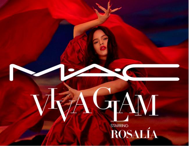 M.A.C. x  ROSALIA