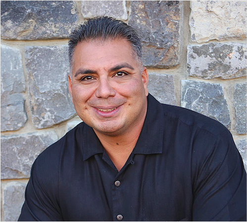 Getting To Know, David Sandoval Jr