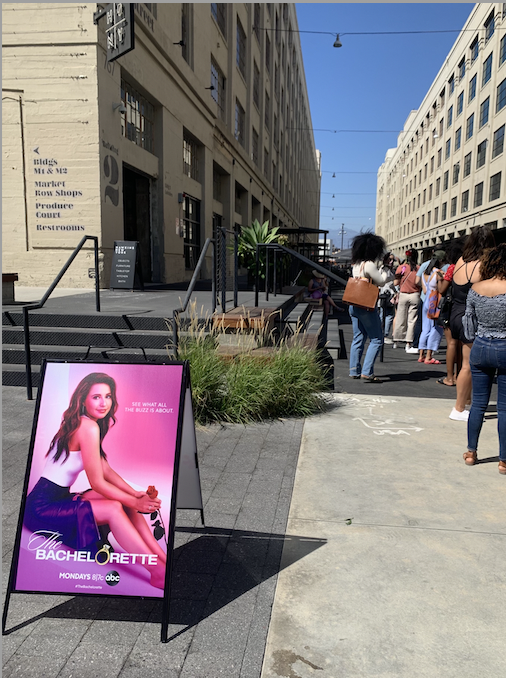 ABC Network Hosts The Bachelorette x Celebrity Dating Game Pop-Up Picnics
